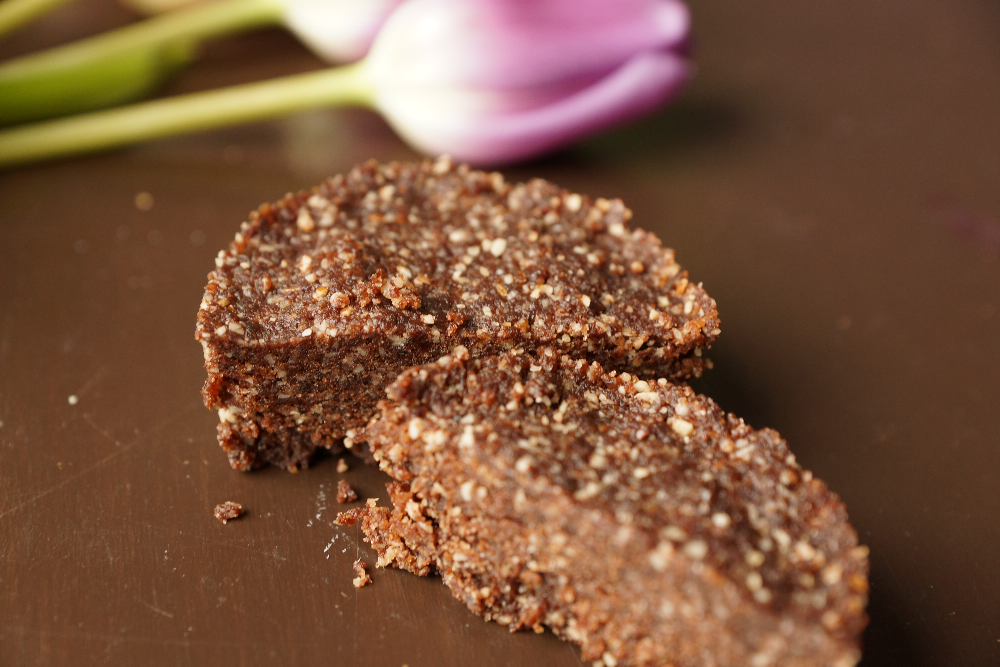 Raw Vegan Brownies, LeBoer