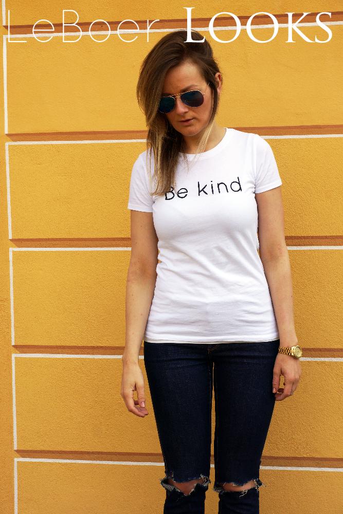 { LeBoer Shirt | Only (customized) Denim | Citizen Watch | H&M Sunnies}