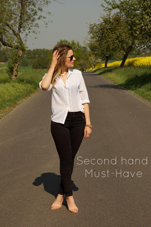 Second hand shirt | LeBoer
