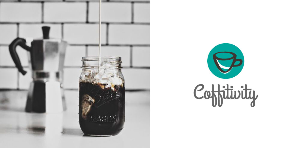Coffee |Mason Jar |Coffitivity