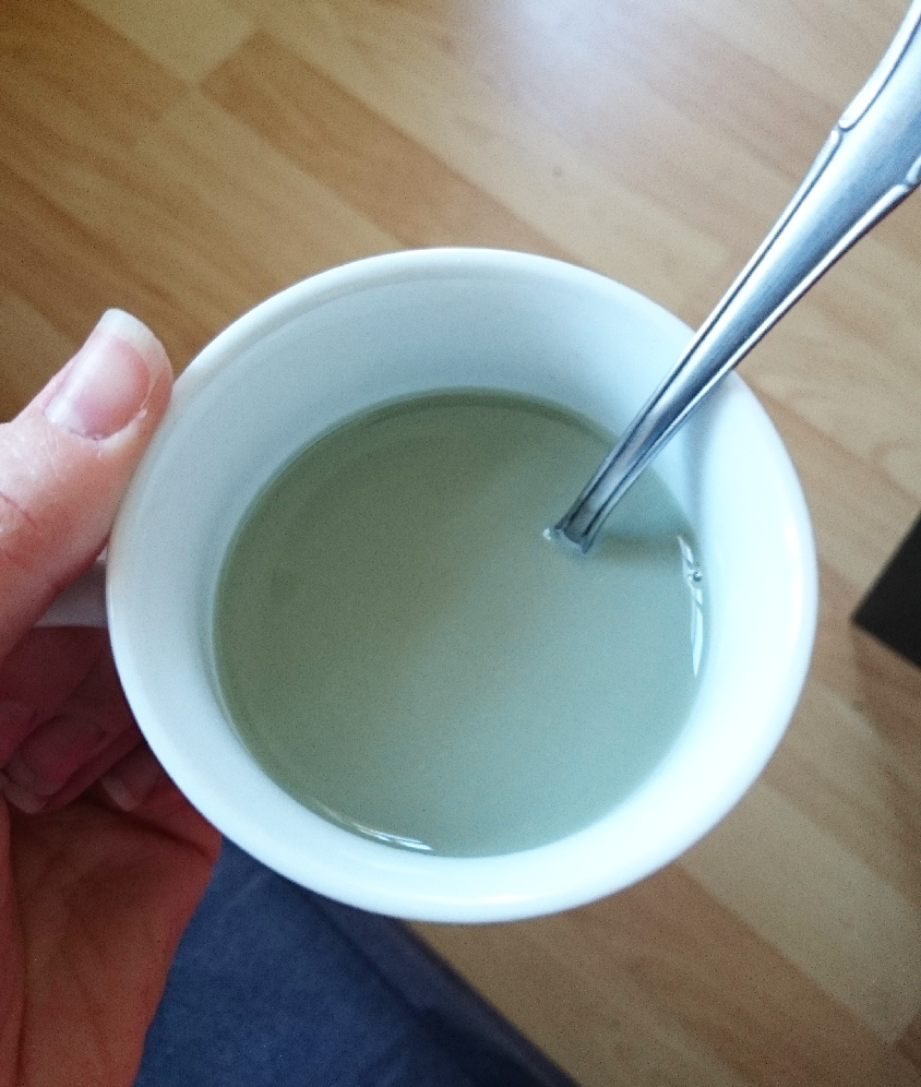 Green Clay Drink | Grüne Erde Drink