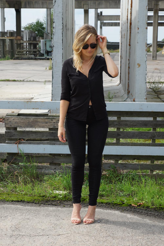 All black look | LeBoer