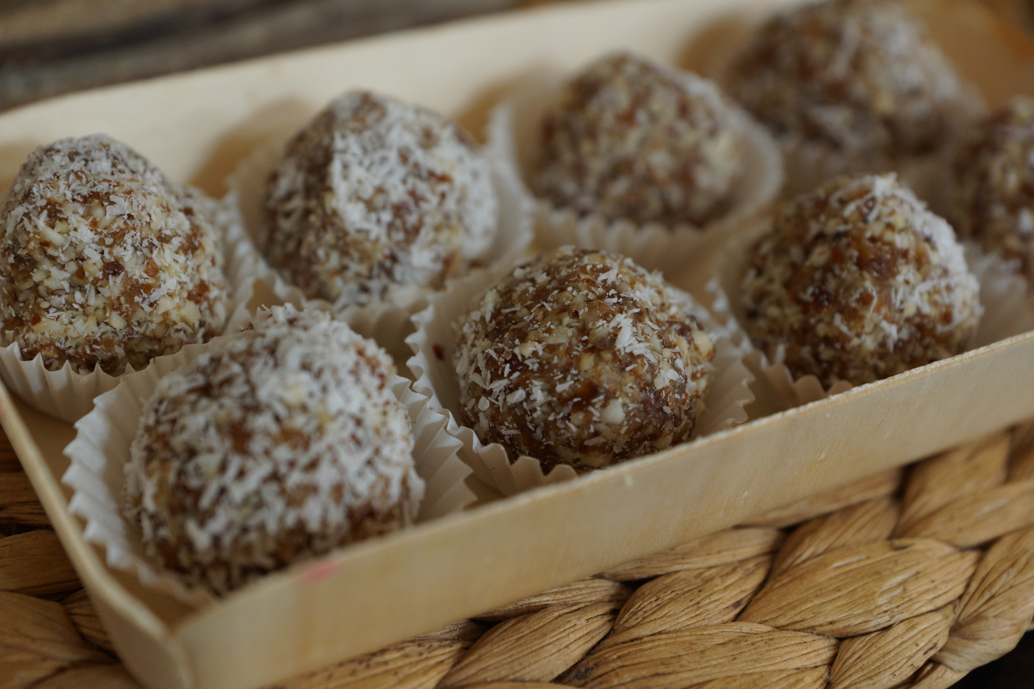 Bliss Balls | Raw vegan