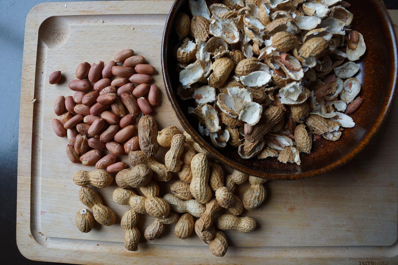 How to make Peanut Butter | Wie macht man Erdnussbutter
