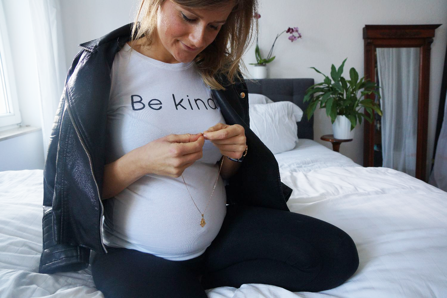 That one thing you'll keep forever | LeBoer | Be Kind organic T-Shirt