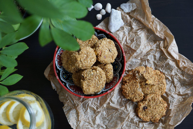 Juice Pulp Cookies